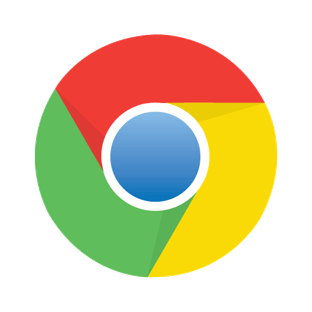 Download Chrome Button